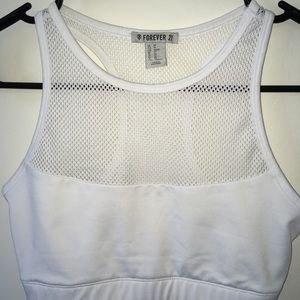 Forever 21 top/sports bra